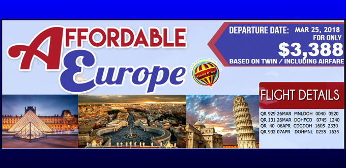 Affordable Europe