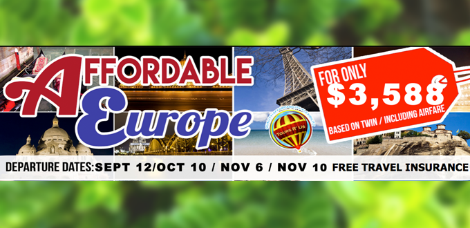 Affordable Europe psd