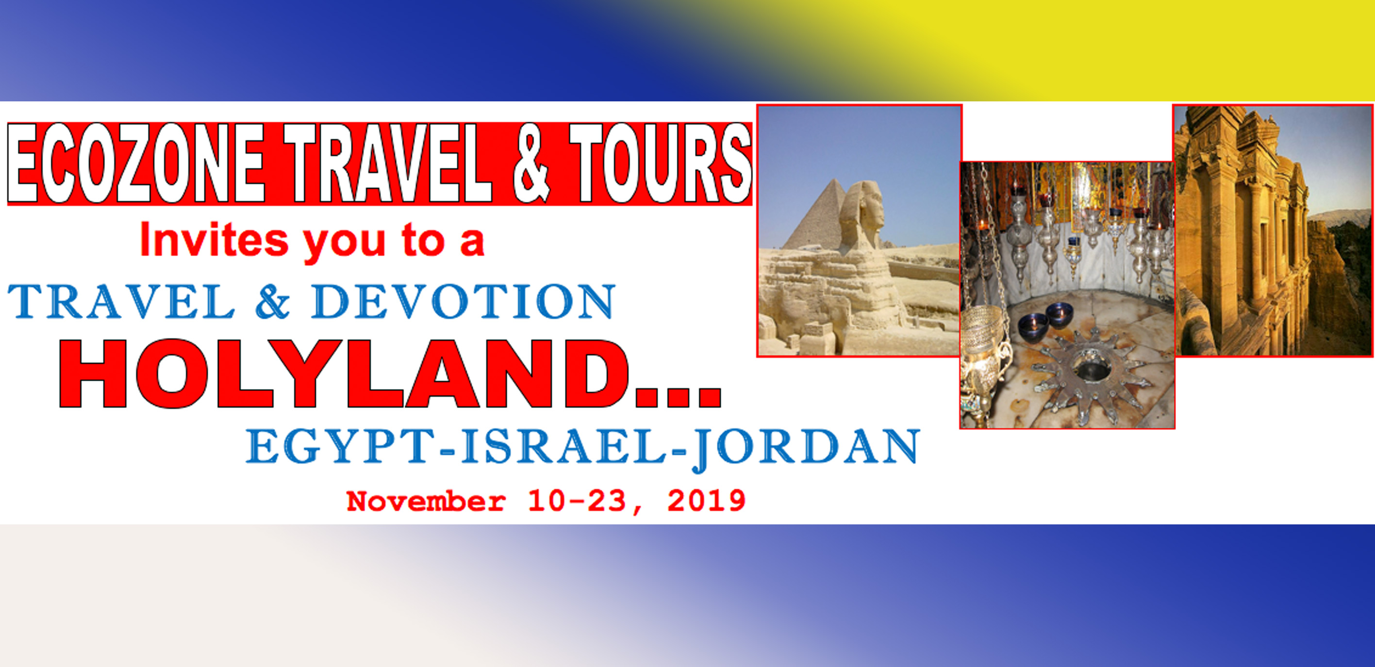 2Nov 10 Holy Land