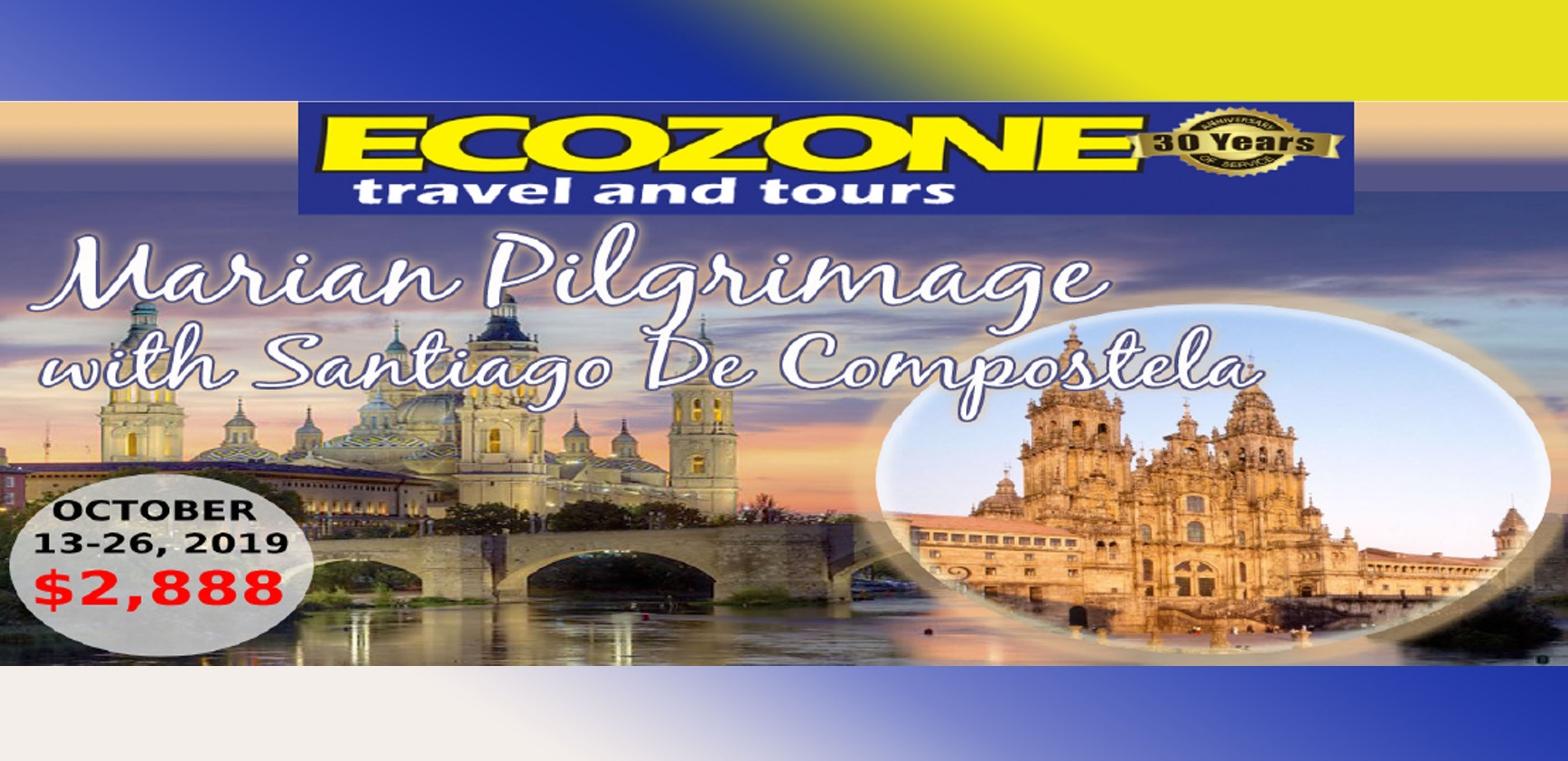 MARIAN PILGRIMAGE Featured Images 2019 May Packages
