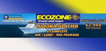Alaska Glacier Featured Images 2019 August Packages