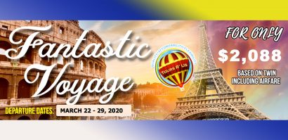 FANTASTIC VOYAGE Featured Images 2020 January Packages